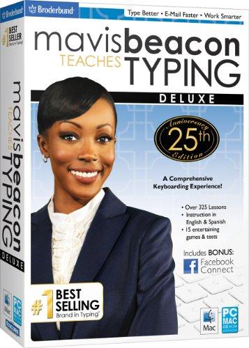 20% off Mavis Beacon Teaches Typing Deluxe
