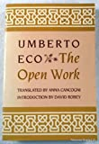 Open Work, The (0091758963) by Eco, Umberto