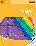 Cambridge Checkpoint English Coursebook 7 (Cambridge International Examinations)