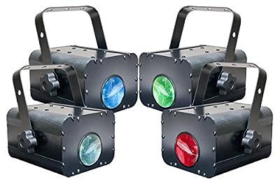 Eliminator ELECTRO4PAKII Electro 4 Pak II LED Lighting System