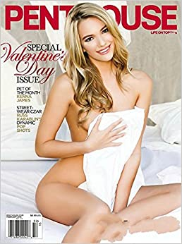 penthouse magazine february 2015   special valentine s day