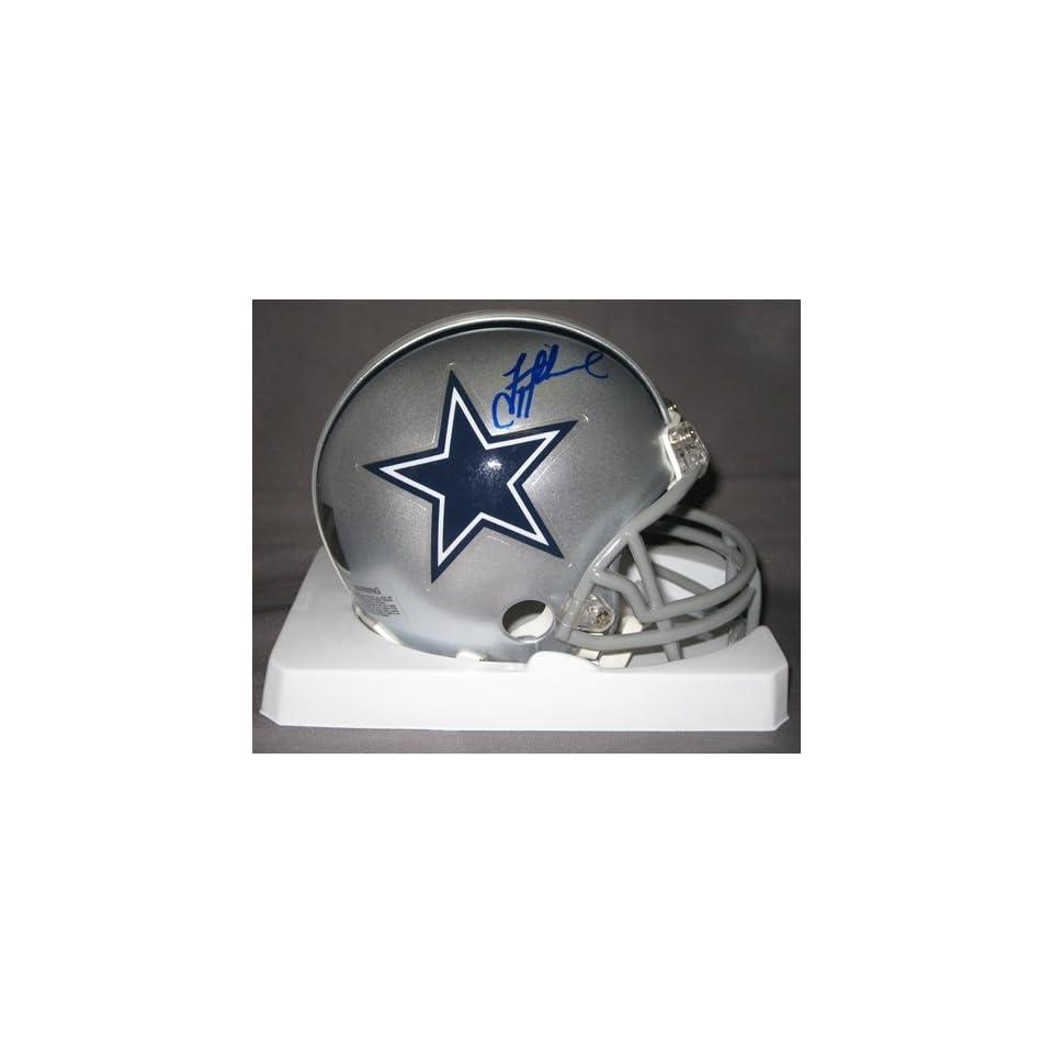 Troy Aikman Dallas Cowboys NFL Autographed/Hand Signed Mini Football
