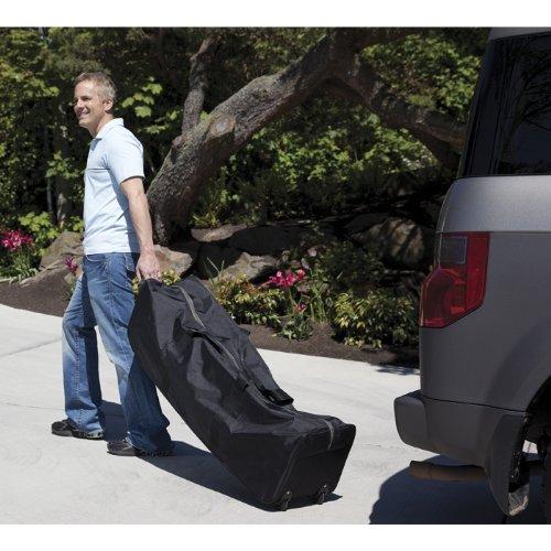 Diono Stroller Roller, Black front-979672