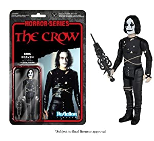 Funko Horror Classics The Crow ReAction Figure