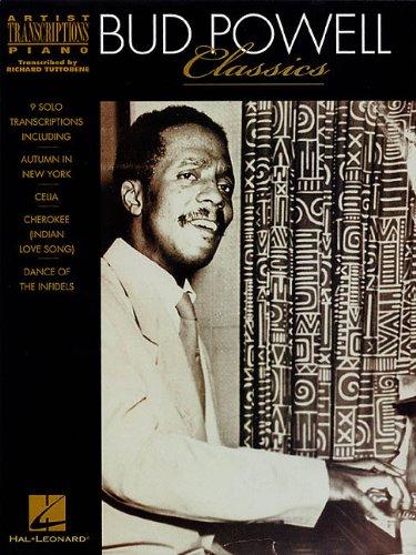 Bud Powell Classics (Artist Transcriptions) PDF