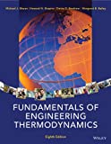 img - for Fundamentals of Engineering Thermodynamics 8e with WileyPLUS Learning Space Registration Card book / textbook / text book