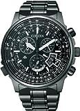 [シチズン]CITIZEN 腕時計 PROMASTER プロマスター Eco-Drive エコ・ドライブ 電波時計 ダイレクトフライト ディスク式 BY0084-56E メンズ