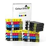 15 XL High Capacity ColourDirect Comp...