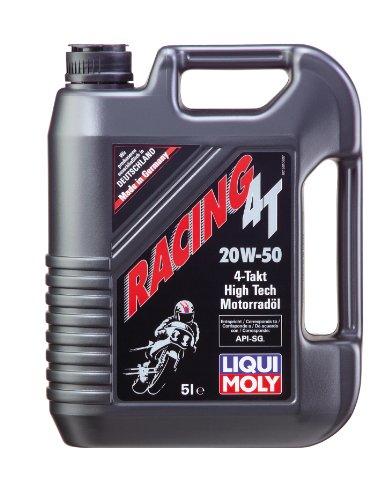 Liqui Moly Racing 4T Motorrad-Motoröl Öl 20