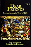 img - for Dear Friends Leaves from the Tree of Life Volume 2 book / textbook / text book
