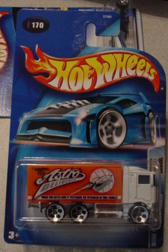 Hot Wheels Hiway Hauler 8/10 Work Crewsers 2003 #170 - 1