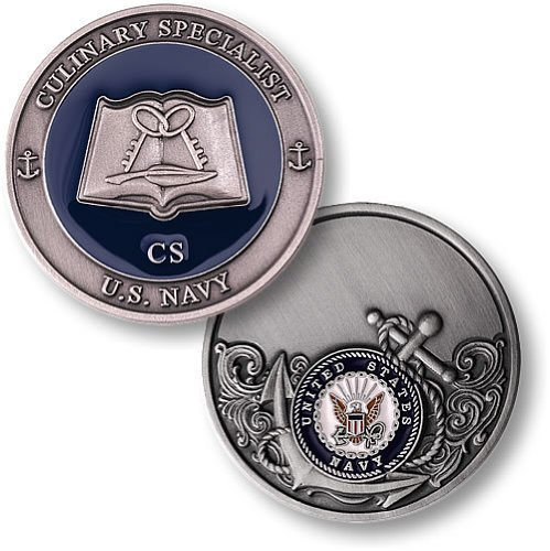 Navy Culinary Specialist (CS)