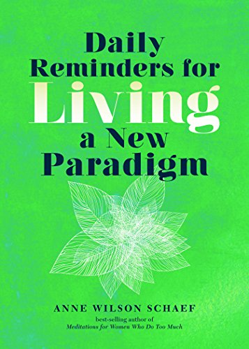 Daily Reminders for Living a New Paradigm (Amazon Daily compare prices)
