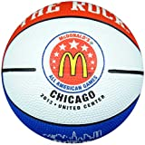 Anaconda Sports® The Rock® MG-4455-MC13 2013 McDonald's All American High School Game Logo 5 Inch Mini Rubber Basketball