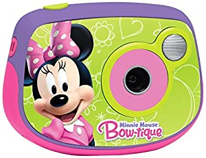 Lexibook 1.3 Megapixel Minnie Mouse Digital Camera