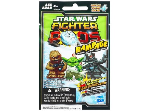 2013 Star Wars Fighter Pod Rampage Mystery Bag Wave 01 - Random Single - 1