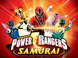 Power Rangers Samurai [HD]