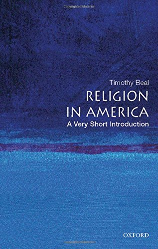 Religion in America: A Very Short Introduction (World Religions In America compare prices)