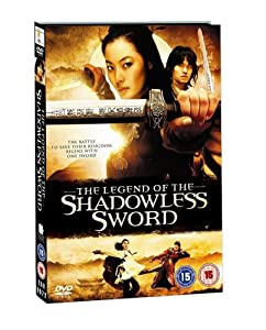 The Legend Of The Shadowless Sword [2006] [DVD]