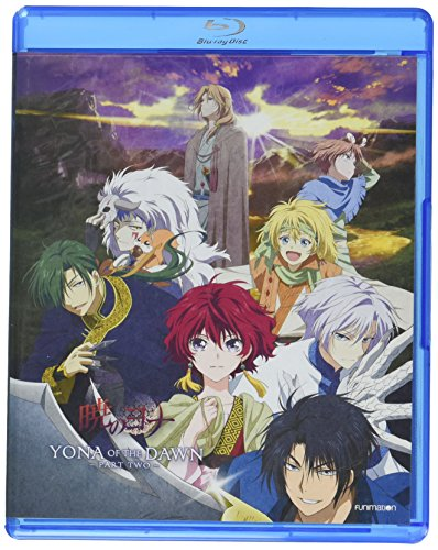 Blu-ray : Yona of the Dawn - Part Two (With DVD, 4 Disc)