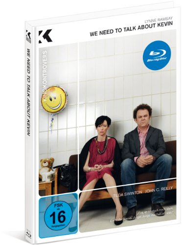 We need to talk about Kevin - Kino Kontrovers (MediaBook) [Blu-ray]
