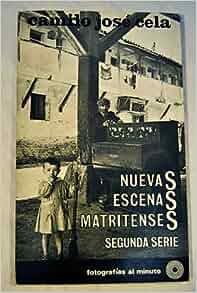 Nuevas Escenas Matritenses (Segunda Serie) (Fotografias al Minuto; 2
