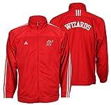 Washington Wizards NBA Basketball Youth Track Jacket, Red