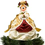 US Disney Parks limited Victorian Minnie Mouse Tree Topper Victorian Minnie Mouse tree topper