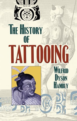 Then being combined with a long and rich history of tattooing as an art form