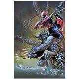 Spider-Man Legends Volume 4: Spider-Man & Wolverine TPB (Marvel Legends)