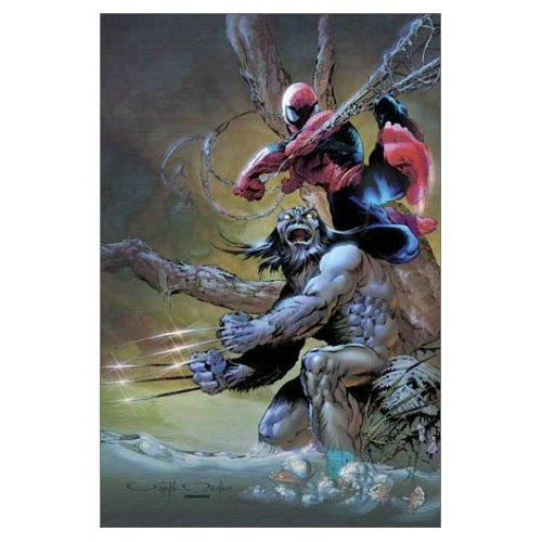 Spider-Man Legends Volume 4: Spider-Man & Wolverine TPB (Marvel Legends)