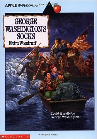 George Washington's Socks (Time Travel Adventures)
