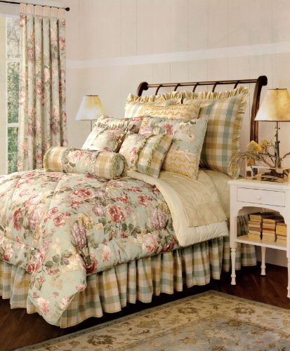 Jennifer Taylor 10 Pcs Comforter Set CHESAPEAKE Collection
