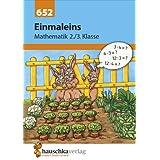 """Einmaleins Mathematik 2./3. Klasse.von """"Brigitte Schreiber"""""""