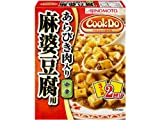 味の素 Cook Do あらびき肉入り麻婆豆腐用 中辛 189g ×6個