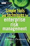 Simple Tools and Techniques for Enterprise Risk Management (The Wiley Finance Series)