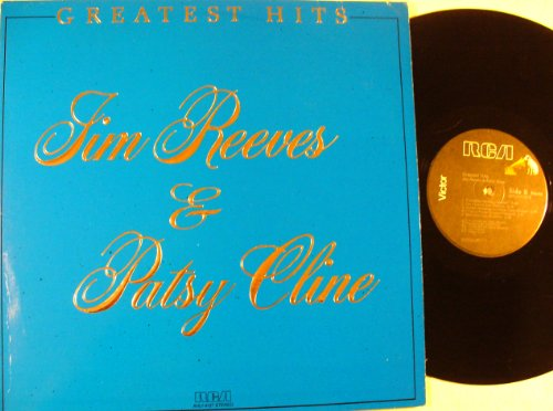 Patsy Cline - Jim Reeves & Patsy Cline Greatest Hits - Zortam Music