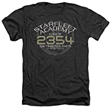 Heather: Star Trek Deep Space Nine Sisko Graduation T-Shirt