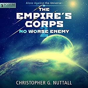 No Worse Enemy Audiobook