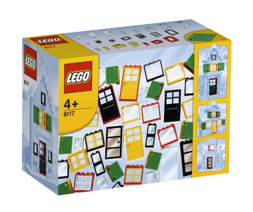 LEGO Model 6117: Doors & Windows