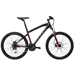 Felt Q520 Front Suspension Disc Mens Mountain Bike 17.5 Hibatchi
