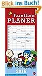 Peanuts Familienplaner 2016