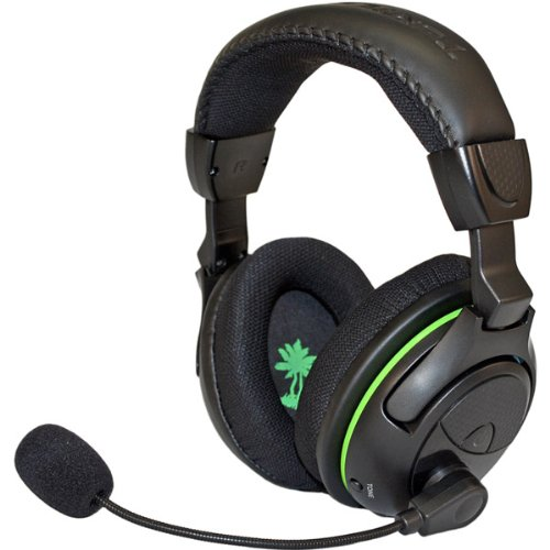 Turtle Beach Genuine Ear Force X32 Wireless Amplified Stereo Gaming Headset For Ps3 And Xbox 360