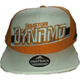 Adidas Originals Snapback Hat One Size Fits All (Houston Dynamo)
