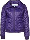 Adidas Damen Jacke Originals AC WINTER, eggplant, 42