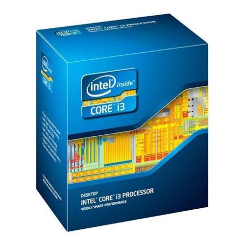 Intel Processeur Core i3-3250 / 3.50 GHz 2 coeurs Socket-LGA1155 3 Mo Cache Version boîte