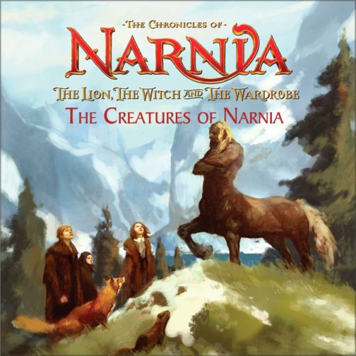 The Lion, the Witch and the Wardrobe: The Creatures of Narnia, SCOUT DRIGGS