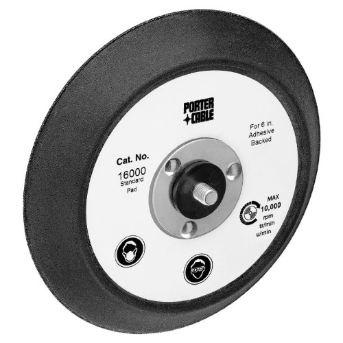 For Sale! Porter Cable OEM 16000 A14387 6-in Standard 7336 97366 Random Orbit Sander 3P