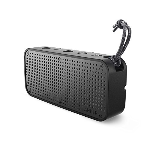 Click to buy Anker SoundCore Sport XL Portable Bluetooth Speaker with 16W Audio Output and 2 Subwoofers, IP67 Waterproof & Dustproof, Shockproof, 66ft Bluetooth Range, 15H Playtime, Built-in Mic, USB Charging Port - From only $69.99
