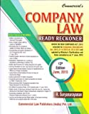 Company Law Ready Reckoner in 2 vols.